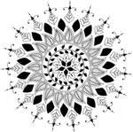 Mandala by DragonAotearoa