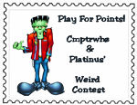 Weird Contest Stamp by terrye634