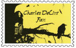 Charles DeLint Fan Stamp by terrye634