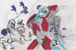 Halo meets Starwars - halonut1 by Spartan-II-Project