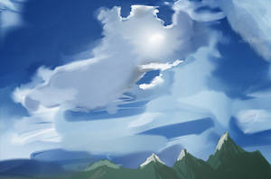 Sky by Wizardik