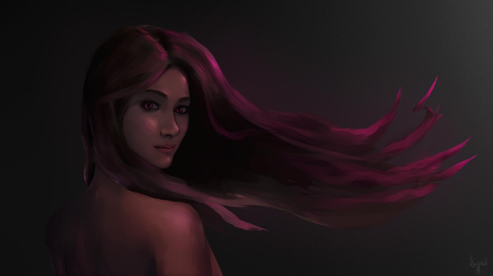 Maria by Wizardik