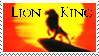 Lion King stamp by Lora-Pedigree