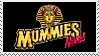 Mummies alive stamp by Lora-Pedigree