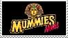 Mummies alive stamp by Lora-Pedigree
