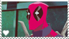 Deadpool stamp2 by Lora-Pedigree