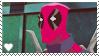 Deadpool stamp2 by Lora-Pedigree