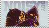 Noisy Boy stamp by Lora-Pedigree