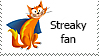 Streaky stamp by Lora-Pedigree