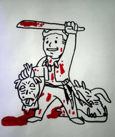 Pip blood by ElNapoleoni