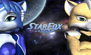 Team Star Fox wallpaper