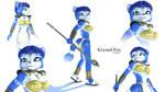 Adventures Krystal Fox