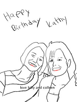 Anut Kathy1 by BillyfabianCow
