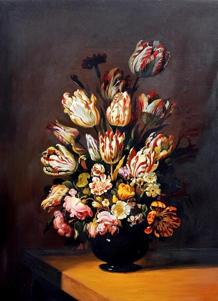 Flowers by natalia-virlan