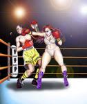 Boxing Virgin