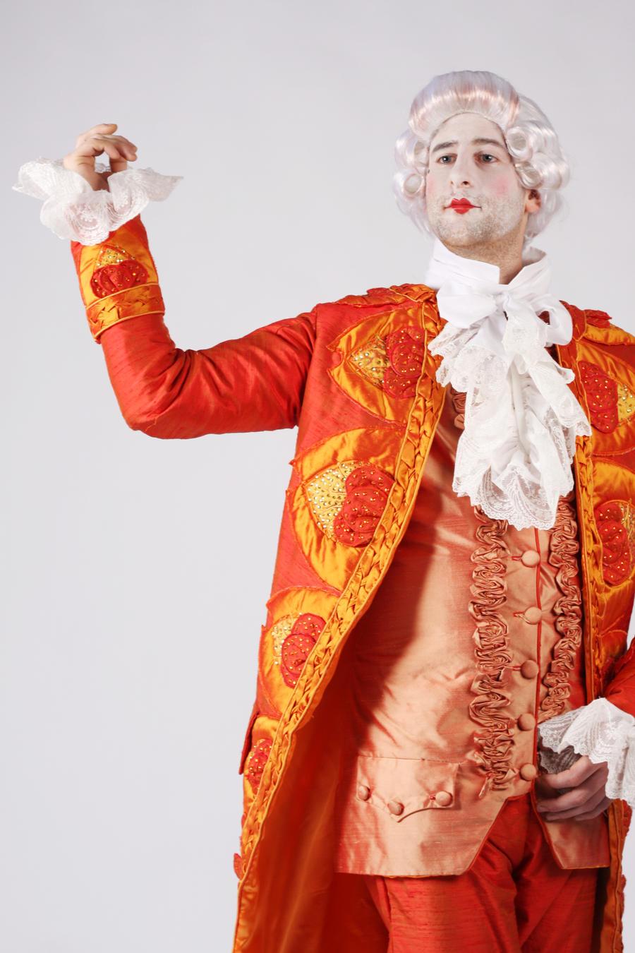 18th Century 'Macaroni' by EmilyParrishCostume