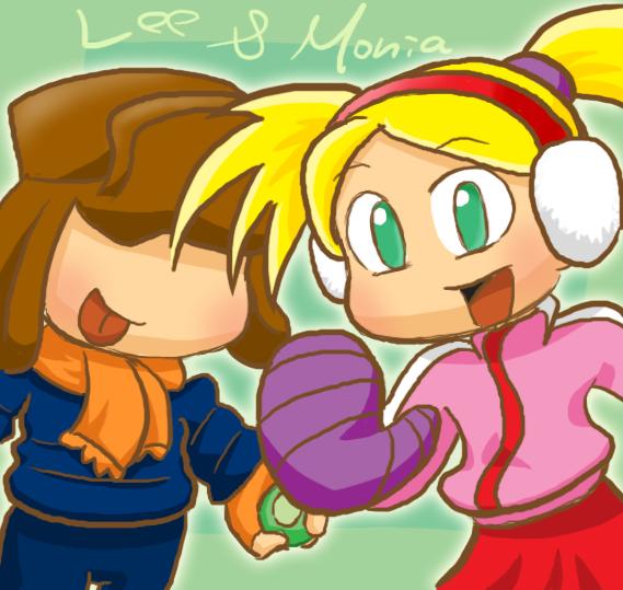 KND Lee+Sonia by Reykos