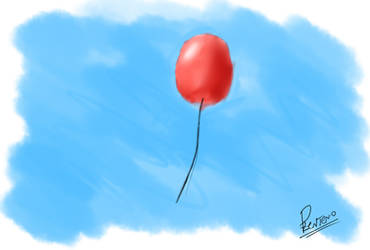 My Baloon by Pablo618