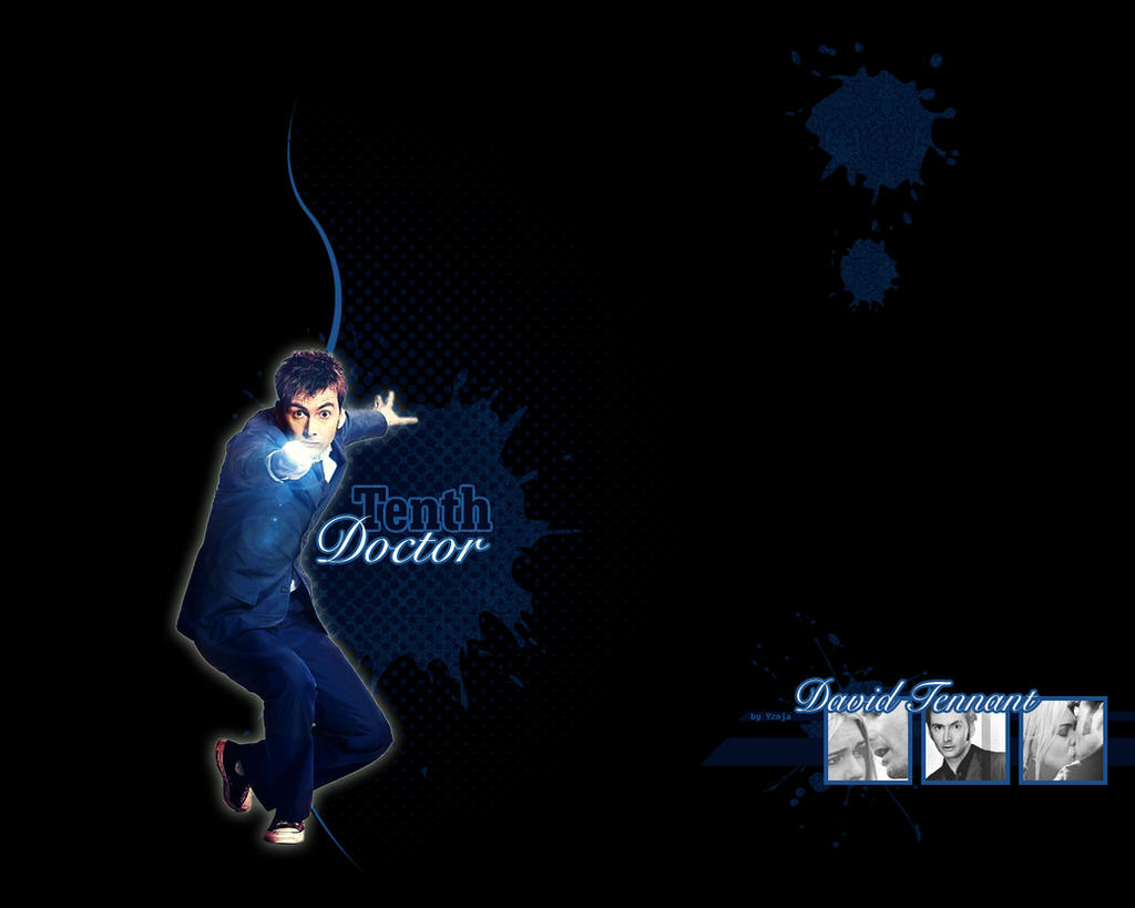 Tenth Doctor by Yzoja