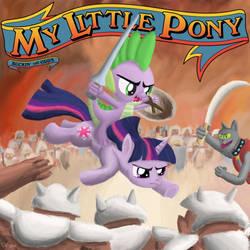 My Little Pony Buckin The Odds