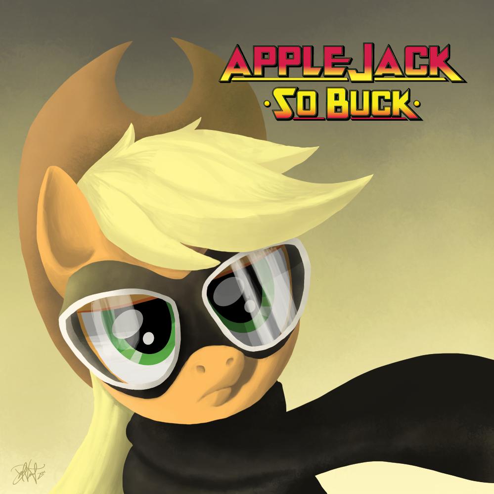 Applejack - So Buck