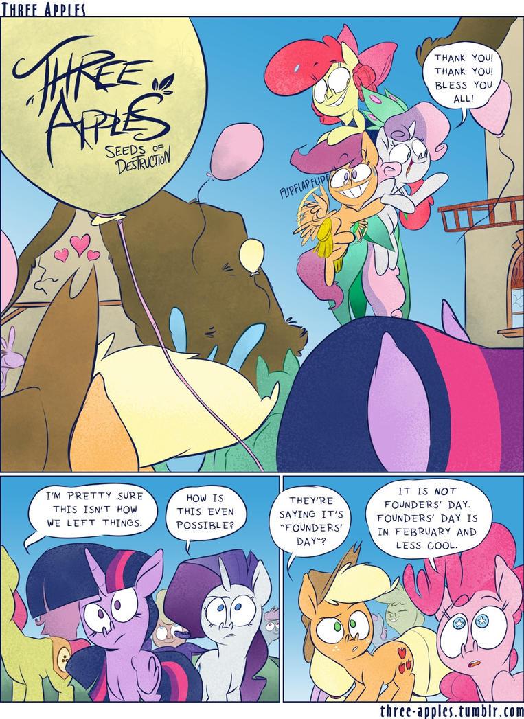Three Apples - Page 049 by kefkafloyd
