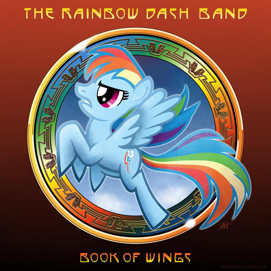 The Rainbow Dash Band - Remastered by kefkafloyd