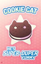 Cookie Cat: He's Super Duper Yummy