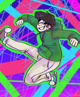 ALL THAT GLITTERS IS GOULD (eyestrain warning) by KioskOfSquids