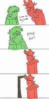 this isn't even funny by KioskOfSquids