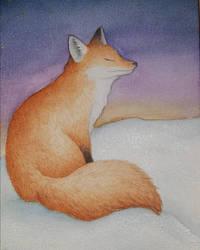 Fox :P by CaptainBeth