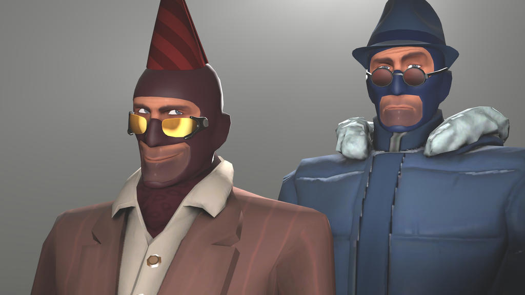 [SFM] Glasses by Ghost258