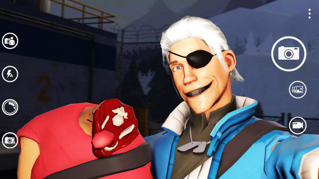 [SFM] Smiling by Ghost258
