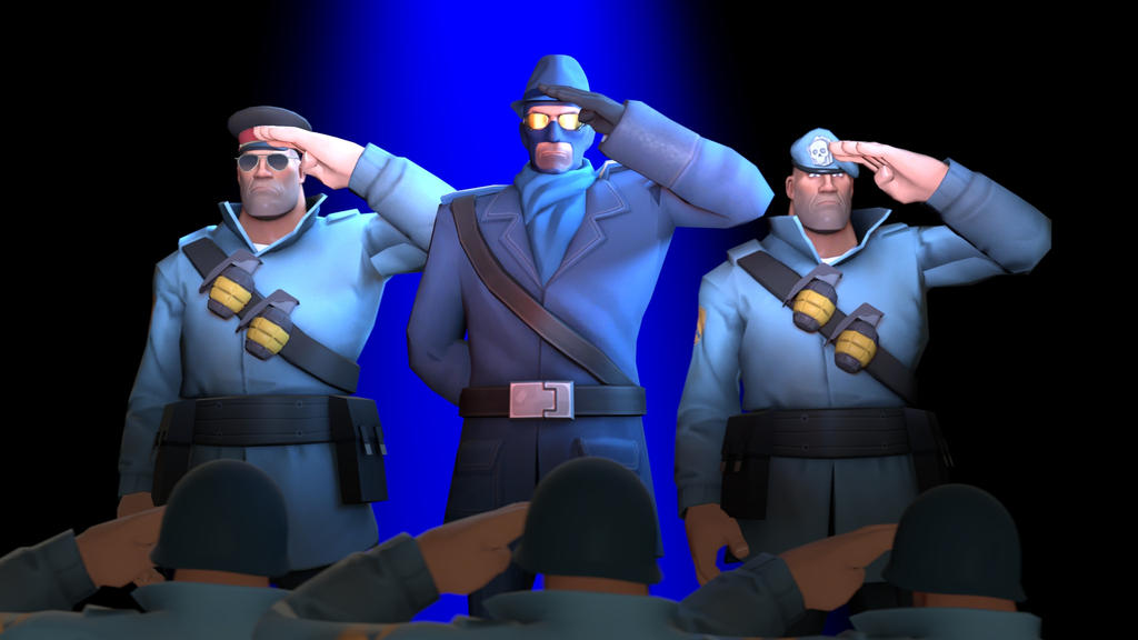[SFM] Welcome to Army by Ghost258