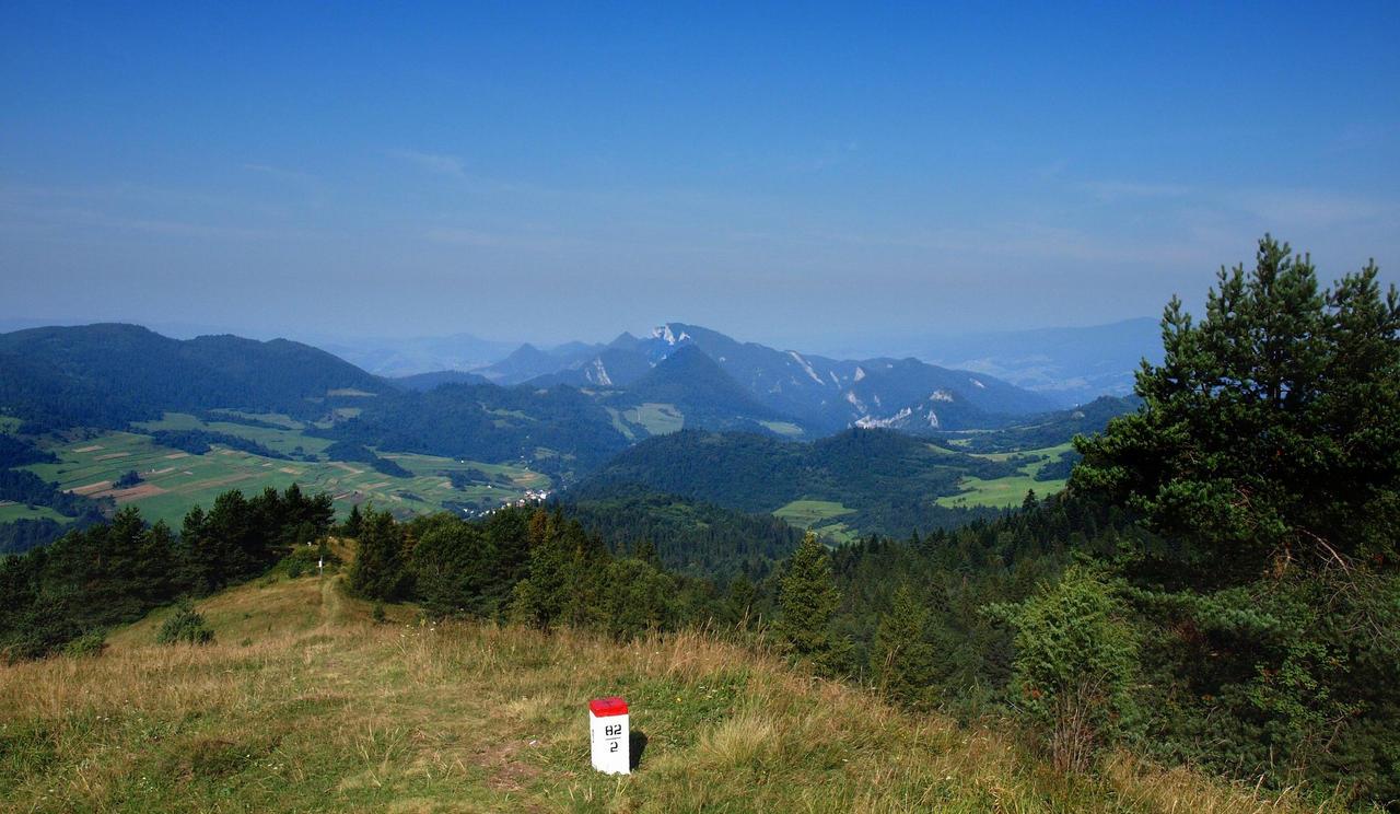 In the Pieniny Mts by myusernameistaken2