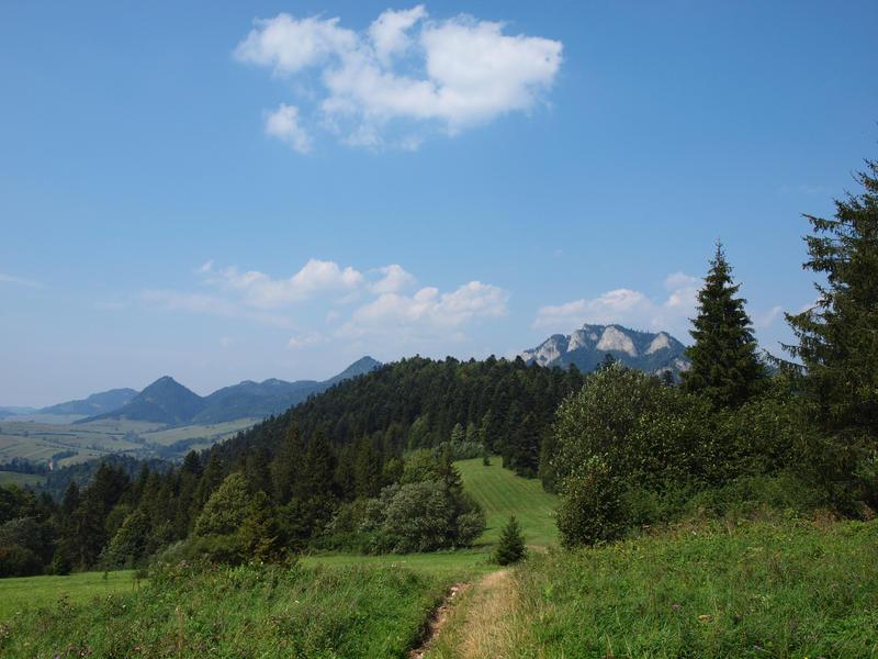 In the Pieniny Mts II by myusernameistaken2