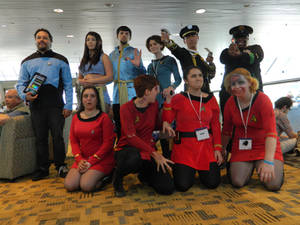 Otakon 2012: The Crew Assembled