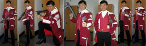 The Wrath of Khan: Away Team/Landing Party Uniform