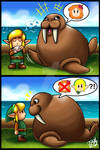 Link and the Walrus