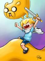 + Adventure Time + by GummyGumBeat
