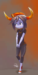 Tauro Girl by GummyGumBeat