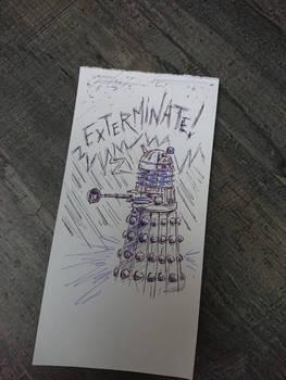 Dakek Doctor Who