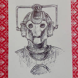 Cybermen Doctor Who by papablogueur