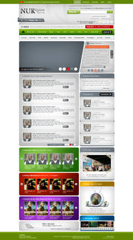 NurEgitim Web Interface