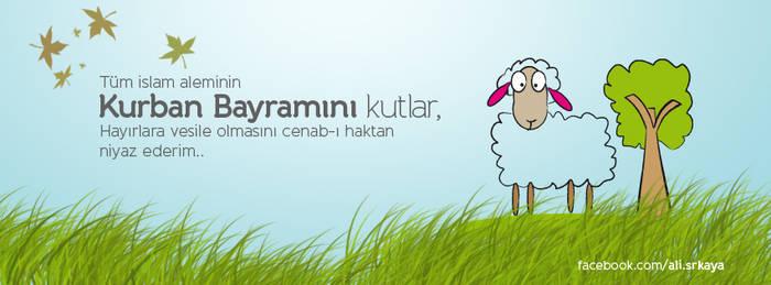 KurbanBayrami / Turkey Facebook TimeLine Cover