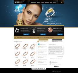 ARSISGOLD WebInterface by alisarikaya