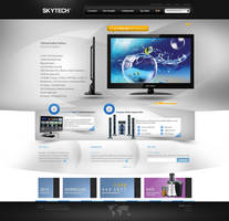 Skytech WebInterface Product Introduction Stage