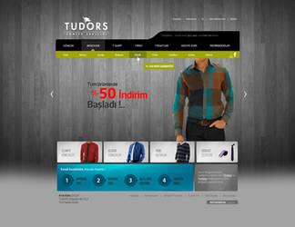 TUDORS Web Interface Design v2