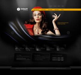 GoldenAY Kuyumculuk Web Interface v3 by alisarikaya