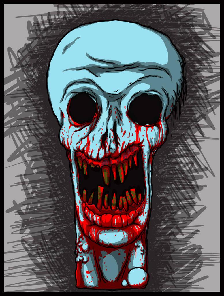 W Walker Zombie by igeking